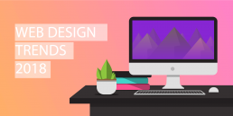 7 Web Design Trends 2018 3