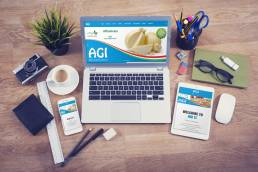 agi-mockup-website