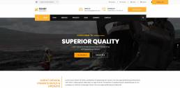 ronby wp theme
